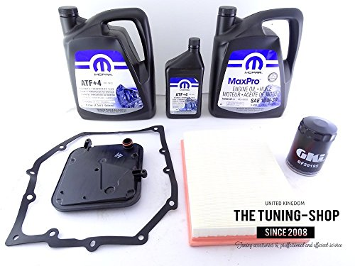 AT Air Oil Filters & Engine Oil Fluid: