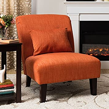 Awesome Orange Accent Chairs Ideas