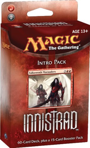 Magic the Gathering: MTG: Innistrad Intro Pack: Carnival of Blood Theme Deck