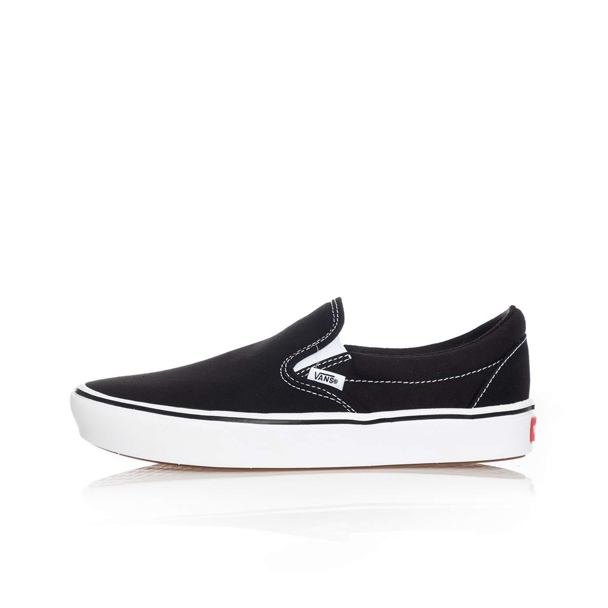 vans UA ComfyCush Slip On (Classic) blacktrue white bei