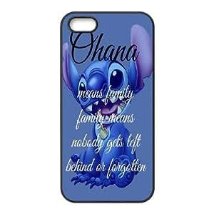 Lilo And Stitch Series Case For Iphone 4 4S case cover SHIKAI5U1715422