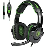[2017 PC PS4 Xbox One Gaming Headset] SADES SA930 3.5mm wired Multi-