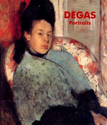 Degas Portraits: Portraits by Felix Andreas Baumann (1995-03-02)