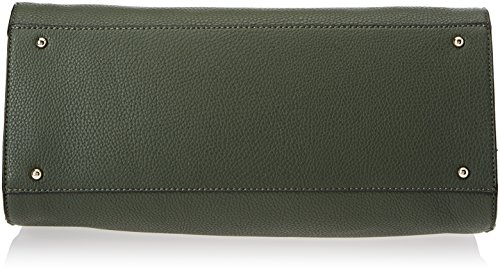 Guess HWVG6781070, Bolso de Mano Mujer, 13x22.5x28.5 cm Verde (Forest)