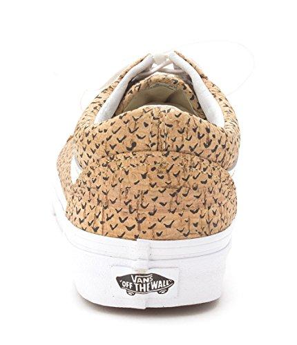 Vans Unisex Cork embossed tan Natural Skate Classic Shoes Old Skool U6gZU