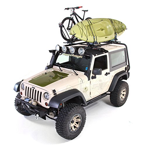 Rugged Ridge Sherpa 2 Door JK Jeep Wrangler Roof Rack Kit