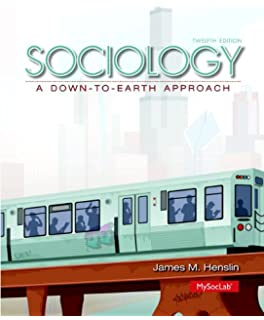 Amazon sociology a down to earth approach books a la carte sociology a down to earth approach 12th edition fandeluxe Image collections