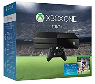 Xbox One 1 TB Console - EA Sports FIFA 16 Bundle (B0136JPBH8) | Amazon price tracker / tracking, Amazon price history charts, Amazon price watches, Amazon price drop alerts