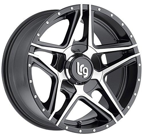 20 black wheels - 8