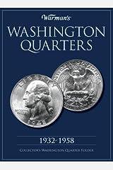 Washington Quarter 1932-1958 Collector's Folder (Warman's Collector Coin Folders) Hardcover
