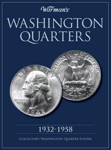 - Washington Quarter 1932-1958 Collector's Folder (Warman's Collector Coin Folders)