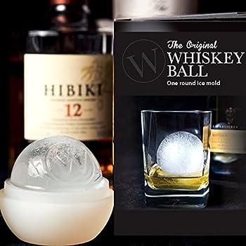 The Original Whiskey Ball - Jumbo Ice Ball Mold