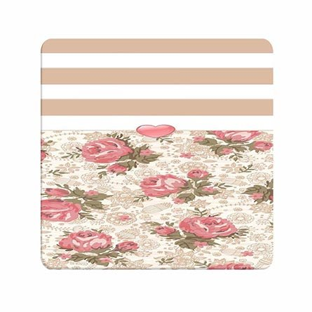 Mouse Super Pad Hot (Hot Super Lightweight Mousepads Stripes With Flower Custom Premium For Family)