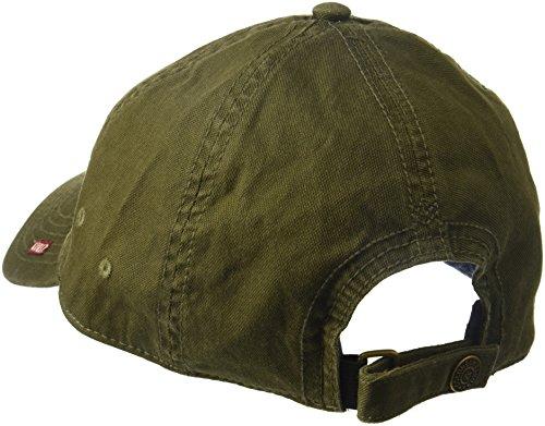 A. Kurtz Men's Chevron Baseball, Olive, (A Kurtz Spandex Hat)