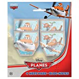 Disney Planes Notepad Party Favors, 4ct