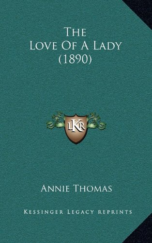 Download The Love Of A Lady (1890) PDF Text fb2 ebook