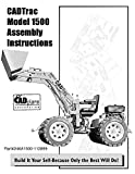 CADTrac 1500: Articulated Tractor with Loader Plans