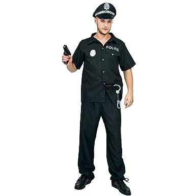 adult costume Police