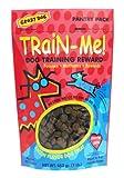 Crazy Dog Train-Me Bacon Training Reward Dog Treat, 16-Ounce, My Pet Supplies