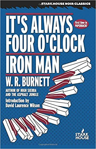 Image result for it's always four o'clock burnett