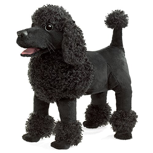 Folkmanis Poodle Hand Puppet from Folkmanis