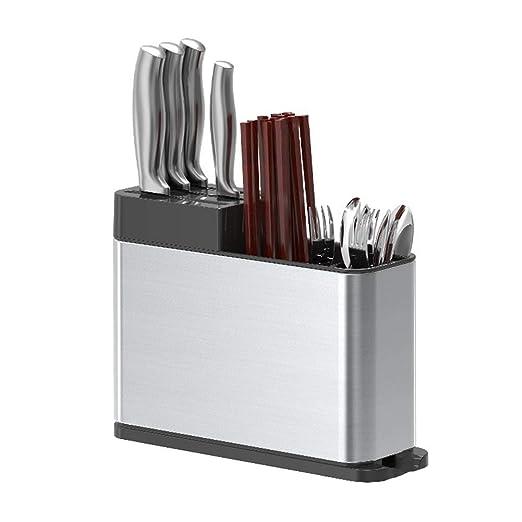 Compra DUDDP Cocina Porta Cuchillos Soporte de Utensilios de ...
