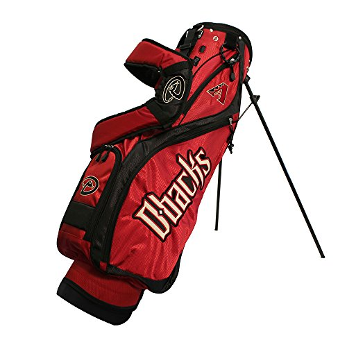 - Team Golf 95027 Arizona Diamondbacks MLB Nassau Golf Stand Bag