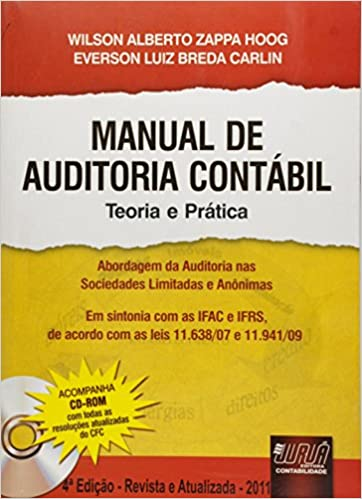 Manual De Auditoria Contabil Das Sociedades Empresariais - Teoria E Pr