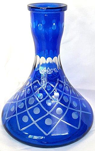 Vase Egyptien mesures 19x H24imbocco 4,5cm