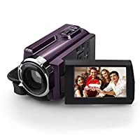 Eamplest Full HD Video Camcorder and Camera lens from Eamplest