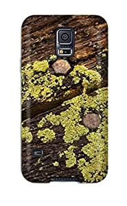 1728358K66725520 Hot Moss Earth First Grade Tpu Phone Case For Galaxy S5 Case Cover