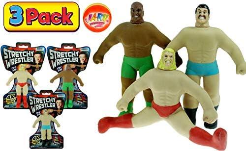 Stretchy Wrestler Jaru INC.