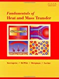 Fundamentals of Heat and Mass Transfer 6th Edition