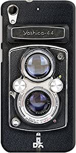 DailyObjects Vintage Camera Yashica Case For HTC Desire 728G