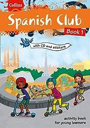 Spanish Club Book 1 (Collins Club) (Book & Audio CD)
