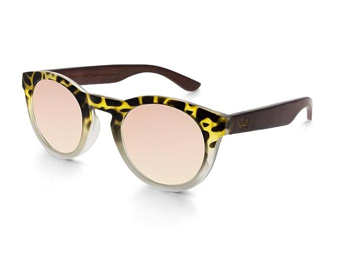 Gafas de sol MOSCA NEGRA ® modelo MIX TURTLE Rose ...