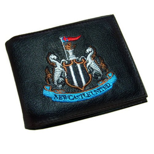 Newcastle United F.c. Leather Wallet - James St Store