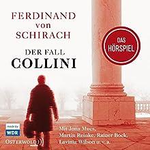 Der Fall Collini Hörspiel von Ferdinand von Schirach Gesprochen von: Jona Mues, Martin Reinke, Rainer Bock, Lavinia Wilson, Wolfgang Pregler