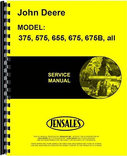John Deere 575 Skid - 2