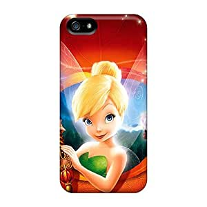 Cute Appearance Cover/tpu WstuCNw5172SQlLj Tinker Bell Case For Iphone 5/5s