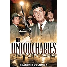 The Untouchables: Season 2, Vol. 1 (2015)