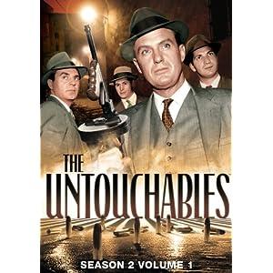 The Untouchables: Season 2, Vol. 1 (2015)