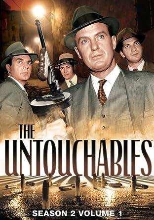 Amazon com: The Untouchables: Season 2, Vol  1: Robert Stack