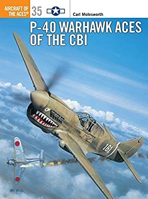 P-40 Warhawk Aces of the CBI (Osprey Aircraft of the Aces No 35) by Carl Molesworth (2000-12-04)