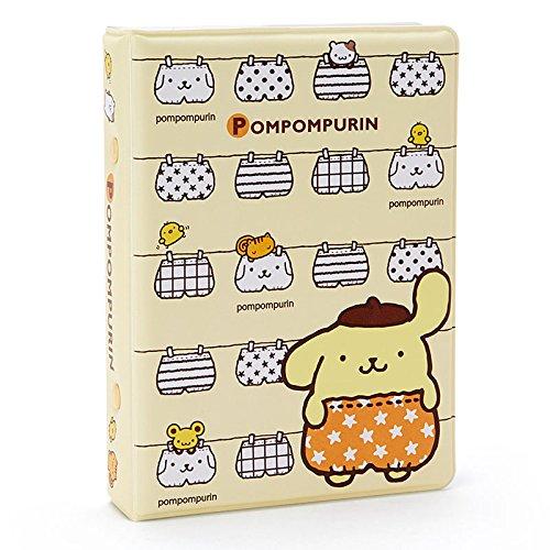 Pompom pudding Pocket file (Pudding Ring)
