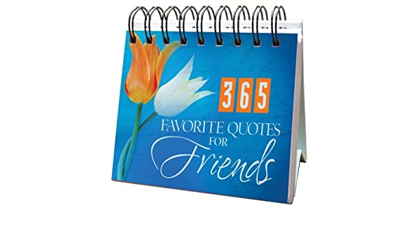 365 Favorite Quotes For Friends 365 Perpetual Calendars Barbour