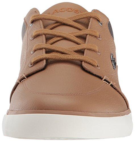 wide range of sale online outlet best Lacoste Men's Bayliss Sneakers Ltbrw/Dkbrw Leather footlocker finishline cheap online discount fashionable tumblr cheap online JF9xLHJ6