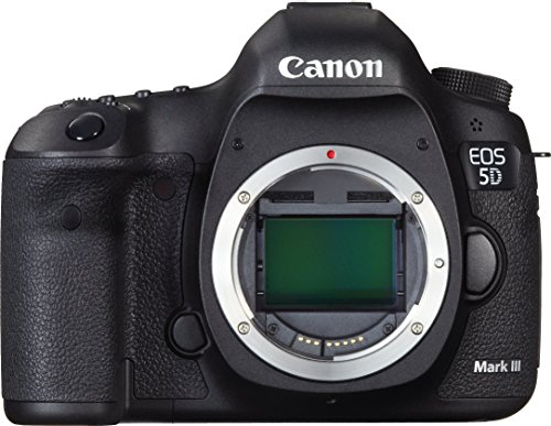 Canon EOS 5D Mark 3 22.3MP Digital SLR Camera  Black  with Body Only