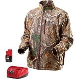 Jacket Kit Htd Crdlss Camo L
