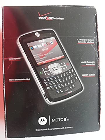 motorola verizon Q 9 QWERTY speaker phone (Motorola Phone Q)